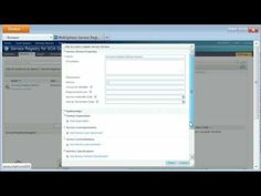 This Demonstration Shows The Use Of The Websphere Service Registry