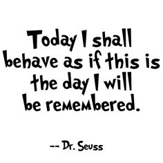 40 Inspirational Dr Seuss Quotes