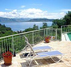 Ruime Villa In Agni Corfu, op korte loopafstand van het strand!Vakantieverhuur in Agni Bay van @homeaway! #vacation #rental #travel #homeaway