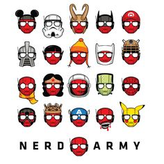 Nerd Army - The Nerd Machine