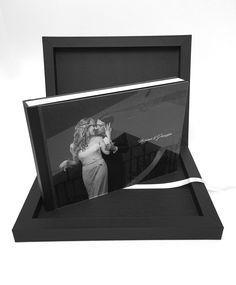 #youngbook with Crystal Glance and black #leather #graphistudio #weddingbook #weddingphotography
