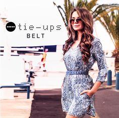 Original Tie-Ups belts