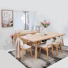 Dining Room Styling Tips, Ideas & Inspiration! Interior Design Trends, Dining Room, Dining Table, Space Interiors, Gold Coast, Styling Tips, Fashion Tips, Inspiration, Furniture