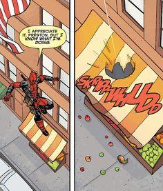 Deadpool #24 - Deadpool vs. S.H.I.E.L.D. IV - written by Gerry Duggan & Brian Posehn art by Mike Hawthorne