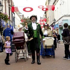 What you always wanted to know about town criers (but were afraid to ask)