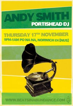 Andy Smith Flyer