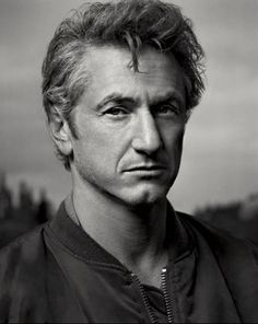 Sean Penn. Photography by Mark Seliger. DID YOU KNOW? Doctors have yet to find a way to transplant an eyeball. The optic nerve that connects the eye to the brain is too sensitive to reconstruct successfully. #goachi