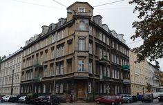 Kamienica przy ul. Kosińskiego 12 / Umińskiego 6 w Poznaniu