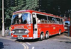 Barton Transport Buses Set A or B each of 10 6x4 Colour Prints. | eBay