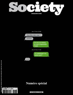 Couv' Society 27 novembre 2015