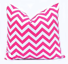 Chevron Pillows Decorative Pillow Covers by FestiveHomeDecor, $32.00