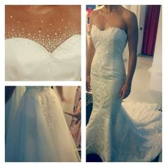 Wedding dress details... new collection! Valerio Grutta Atelier