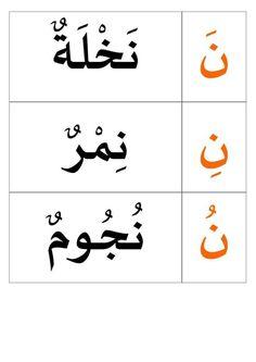Listen to them in GoogleTranslate. A Palm Tree, A Tiger, Stars. Arabic Alphabet Letters, Arabic Alphabet For Kids, Arabic Phrases, Arabic Words, Arabic Handwriting, Modern Standard Arabic, Arabic Lessons, Kindergarten Class, Arabic Language