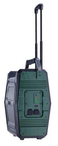 System Audio Kenwood Mac Audio Mrs 777 Mobile Trolley 2 0 Kolor Zielony Audio Usb Bluetooth
