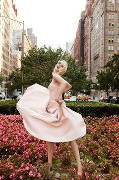 walkingthruafog:  NYC princess