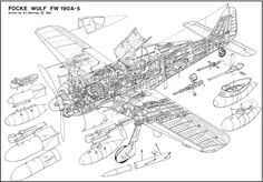 A. L. BENTLEY DRAWINGS | internationally acclaimed scale and cutaway drawings of aircraft