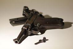 Luger Pistol, You Magazine, Firearms, Hand Guns, Period, German, Shops, Amazon, Classic
