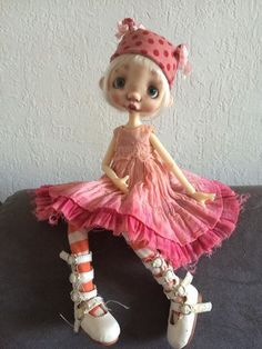 Welcome to my world of Dolls 2 Art Wall Kids, Art For Kids, Tole Painting Patterns, Paper Mache Crafts, Clay Baby, Valley Of The Dolls, Polymer Clay Dolls, Waldorf Dolls, Whimsical Art