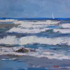 Artists Of Texas Contemporary Paintings and Art - Windy Coast