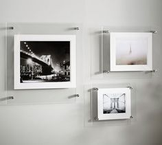 Acrylic Gallery Frames