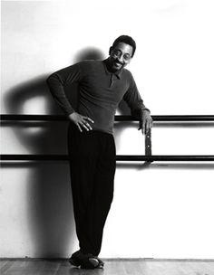 Gregory Hines, an incredible dancer