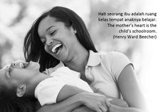 Hati seorang ibu adalah ruang kelas tempat anaknya belajar.. The mother's heart is the child's schoolroom. (Henry Ward Beecher)  Gambar: Kolcraft.com Klik > http://bit.ly/1sF3KVA