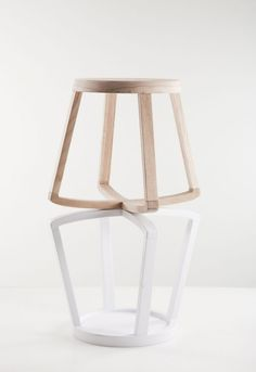 Monarchy stool by Yiannis Ghikas  via the absolute DESIGN blog…