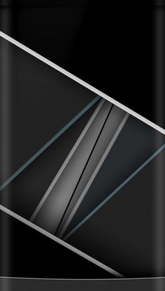 Black and Grey Abstract Wallpaper