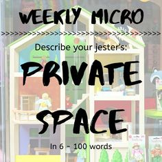 It's time for our Weekly Micro! Feel up to the challenge? You can post your micro entry on our forum! Writing Prompts For Writers, 100 Words, Describe Yourself, Challenges, Feelings