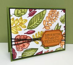 Just Add Color with Stampin' Blends!  Stampin' Up!'s new Alcohol Markers!  Find out how you can get yours now before they are available to everyone!  But Hurray!  #stampinBJ.com