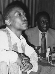 Willie Big Eye Smith and Muddy Waters