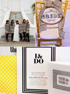 OBSESSION: BLACK, WHITE & STRIPES » Alexan Events | Denver Wedding Planners, Colorado Wedding and Event Planning
