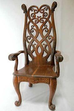 Elvish chair