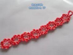 braccialetto ad uncinetto prezzo 5.00 euro