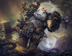 dwarf - Digital Art gallery, featured artists and wallpapers. Fantasy Dwarf, Fantasy Rpg, Medieval Fantasy, Fantasy Races, Fantasy Warrior, Warhammer Fantasy, Fantasy Artwork, Dwarf Paladin, Rpg Horror