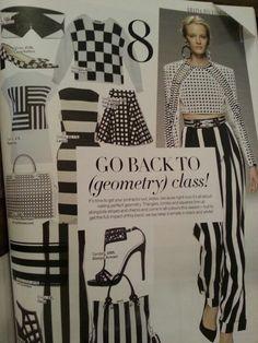 Grazia Lineup, You Got This, Monochrome, Stripes, Black, Monochrome Painting, Black People, Its Ok