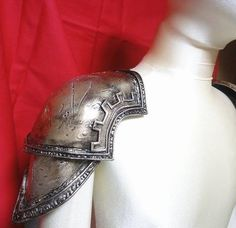 How to make Seven's Shoulder armor(Final FantasyType-0) - GYAKUYOGA [Tutorial of Cosplay weapon,aromor,prop]
