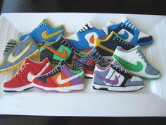 Nike shoe cookie | nike sneaker shoe sugar cookies