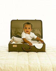 Traveling with Baby - Martha Stewart Home & Garden