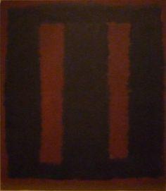 M. Rothko. Murales Seagram.