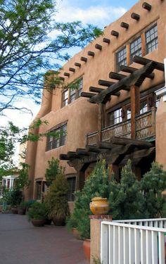 The Inn of the Anasazi in Santa Fe, New Mexico