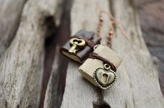 Miniature Book Earrings  by fullmoonn on Etsy..so cute! I wouldn't wear them as earrings, but they would make adorable charms on a necklace or even a bracelet