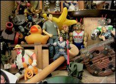 Multimedia Artist, Toy Collector, King Queen, Emperor, Homeland, Cannon, The Creator, Paradise, Nerd