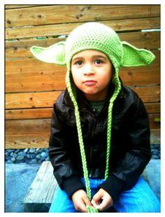 youth yoda hat