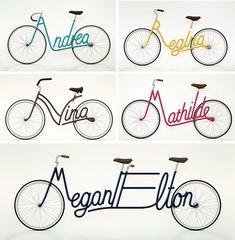 write a bike, la voglio!!!!