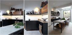 Una cocina que derrocha personalidad