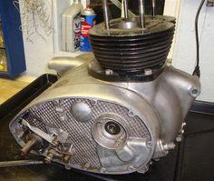 1967 BSA A65 Lightning Complete Engine Rebuild