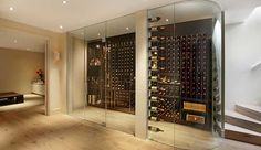 Cellar Maison are specialists in creating bespoke, climate controlled wine cellars and wine rooms tailored to suit your property, style and wine collection.