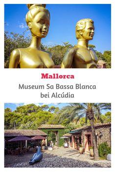 Das Museum Sa Bassa Blanca auf Mallorca erweckt auch bei Kindern das Interesse an Kunst.  #Mallorca Menorca, Europe Travel Guide, Road Trip, Museum, Hotels, Outdoor, Holidays, Spain, Palmas