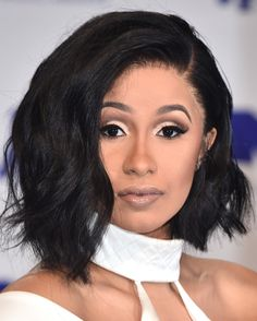 11 Celebrities Who Served Serious Wavy Bob Hair Envy | Kelly Rowland, Cardi BandTeyana Taylor are making us long for shortertresses.